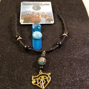 Other - Earth wind and fire magnet and necklace gift set